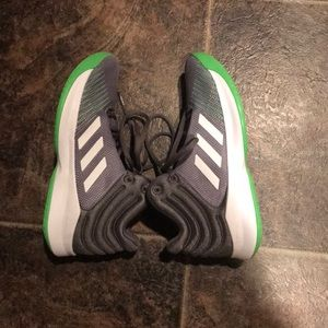 adidas Shoes - Boys or Girls Adidas Basketball Shoes